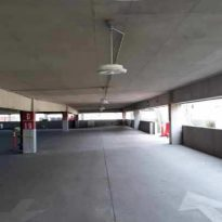 IIA Garage Expansion Lighting
