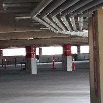 IIA Garage Expansion Lighting